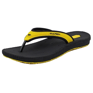 Simplus Thong: 5842 Black/Yellow (Size: EU42)